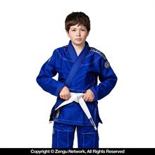 Tatami Kid&#146;s Blue BJJ Gi with Free...